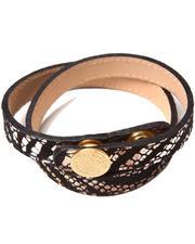 Bracelets - Animal Print Strap