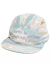 Men - Paint By Camo Camp 5-Panel Hat