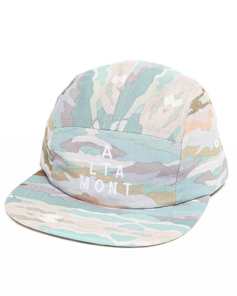 Fitted Camo Hats