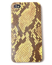 Electronics - Python Premium Leather Iphone Sticker