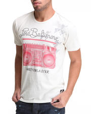 Men - Lord Baltimore  Ghettoblaster Tee