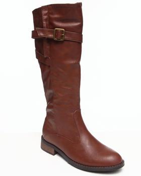 Fashion Lab - Cybil Romantic Boot