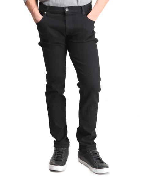 Bellfield Black,Dark Wash Deadwood Denim Jeans