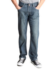 Straight - American Shore Whisker Slim Straight Denim Jeans