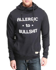 Hoodies - Allergic To BS Hoodie