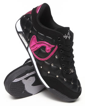 Baby Phat - Fayz Quilted Studs Sneaker