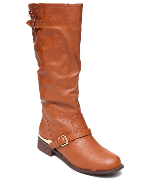 Fashion Lab Tan Boots