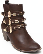 Women - Tria Boot w/buckle detail