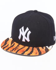 Men - New York Yankees Visor Real Tiger 5950 fitted hat