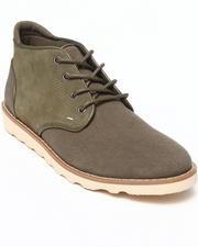 Men - Generic Surplus Dom suede/canvas Boot