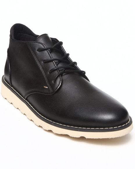 Buyers Picks - Men Black Generic Surplus Dom Leather Boot