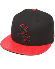 Men - Chicago White Sox Snake-Thru Strapback Hat