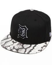 New Era - Detroit Tigers Snake-Thru Strapback Hat
