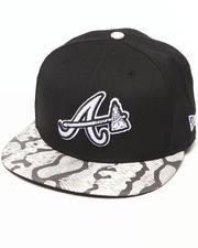 New Era - Atlanta Braves Snake-Thru Strapback Hat