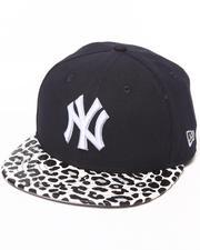 New Era - New York Yankees Ostrich Vize Leopard 950 strapback hat