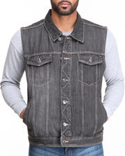 Buyers Picks - Levels Denim Vest