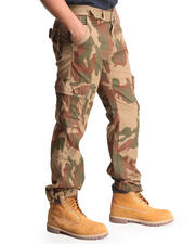 Buyers Picks - Woodland Camo Cargo Pants