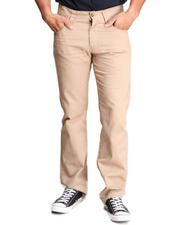 Jeans & Pants - Brushed Twill Pants