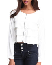 Women - Harper Tiered Jacket