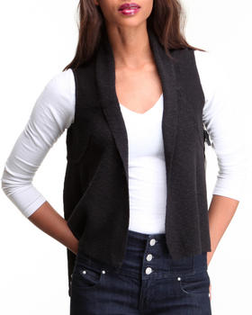 DJP OUTLET - Drop Front Vest