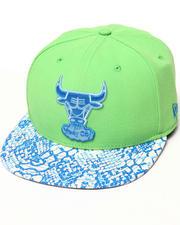 New Era - Chicago Bulls Ostrich Vize Snake 950 strapback hat