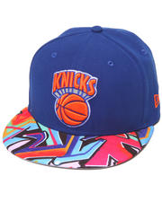 New Era - New York Knicks Real Graffiti 5950 fitted hat