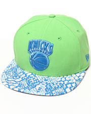 New Era - New York Knicks Ostrich Vize Snake 950 strapback hat