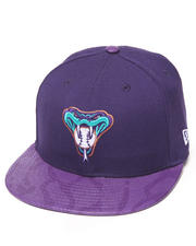 New Era - Arizona Diamondbacks Snake-Thru Strapback Hat