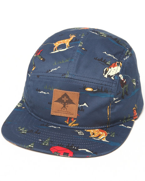 Lrg Father Nature 5 Navy