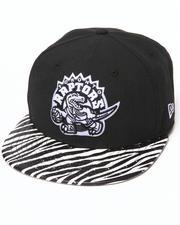 New Era - Toronto Raptors Ostrich Vize Zebra Strapback Hat