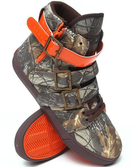 Radii Footwear Camo Straight Jacket Sneakers