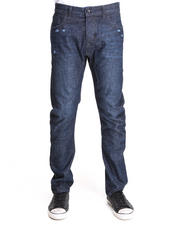 Jeans - Item! Oil Wash Skinny Fit Denim Jeans