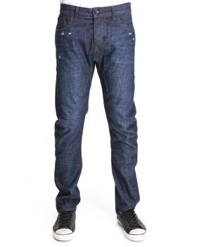 DJP OUTLET - Item! Oil Wash Skinny Fit Denim Jeans