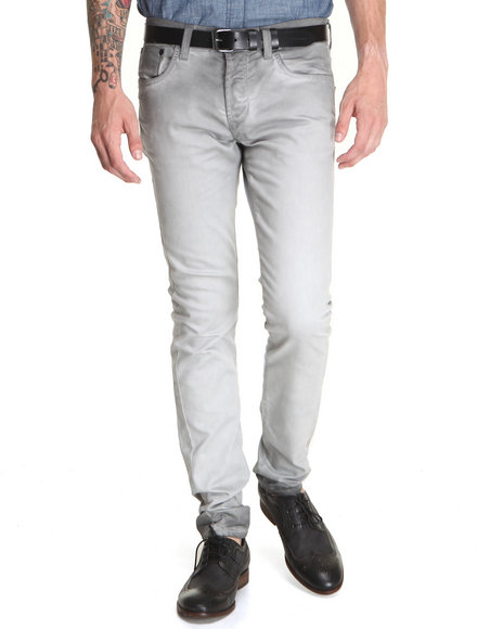 Djp Outlet Grey Jeans