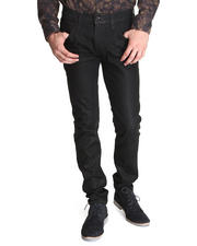 Jeans - Item! Super Skinny Waxed Graphite Jean