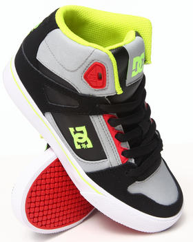 DC Shoes - Spartan High Sneakers (1-7)