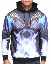 Buyers Picks - Smoke N Feathers Hoodie