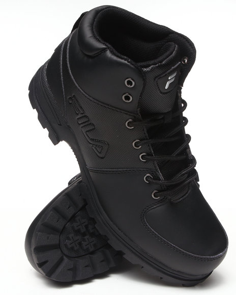 Fila Black Ascender Boot