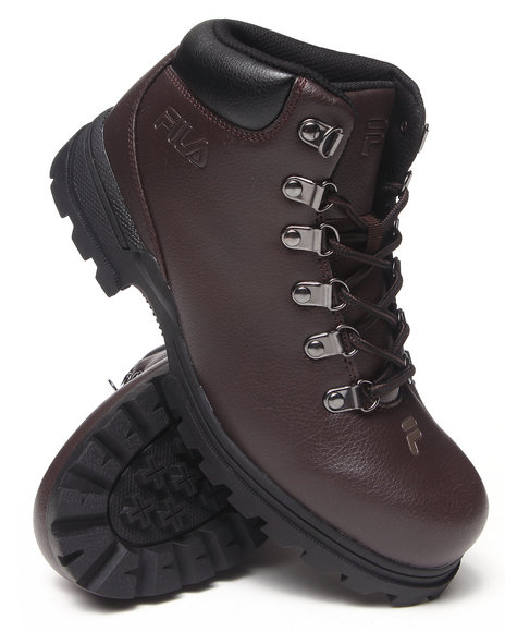 Fila Brown Boots