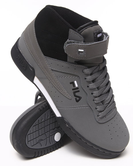 Fila - Men Black,Grey F-13 Sneaker - $65.00