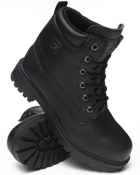 Fila - Men Black Edgewater 12 Boot