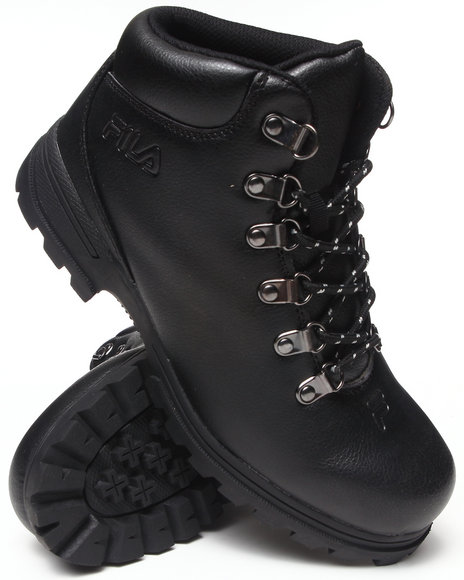 Fila - Men Black Ravine 2 Boot - $40.99