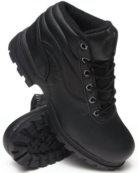 Fila Black Adventura Boot