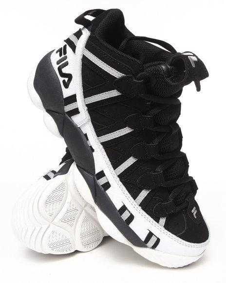Fila Black Spaghetti Strap Sneaker