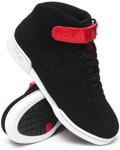 Fila Red,Black,White F-13 Sneaker