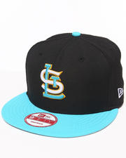 Men - St. Louis Cardinals Air Blue Edition Custom 950 Snapback Hat