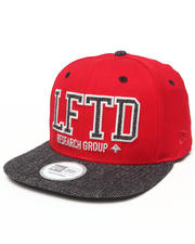 LRG - L F T D New Era Snapback Hat