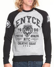 Holiday Shop - Men - Kai Raglan Crew Neck Fleece
