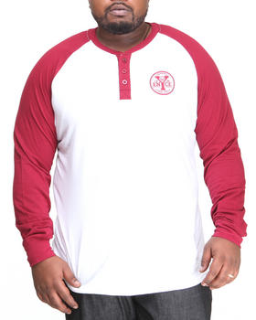 Enyce - Flying Tiger Baseball Polo (B&T)