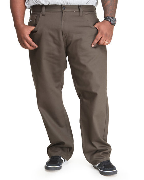 Enyce Olive New Traditional Colored Denim (Big & Tall)